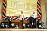 Vladimir Palikhata opened 9th International RSSU Cup Moscow Open 2013