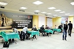 Only three grandmasters managed to achieve perfect score in RSSU student's cup (2nd round review)